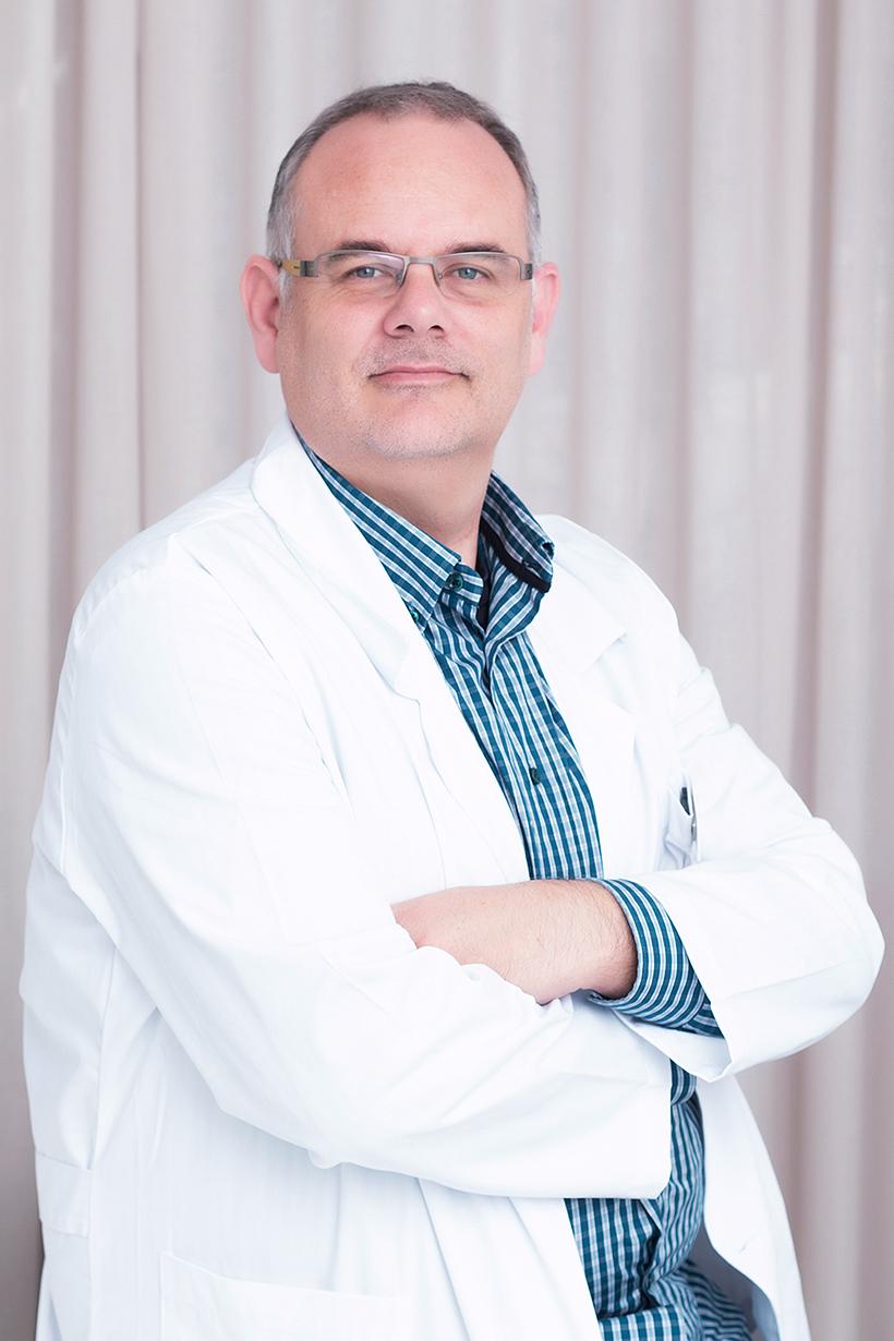 Dr Jordi Soler Miro Clinica Ferran Sola