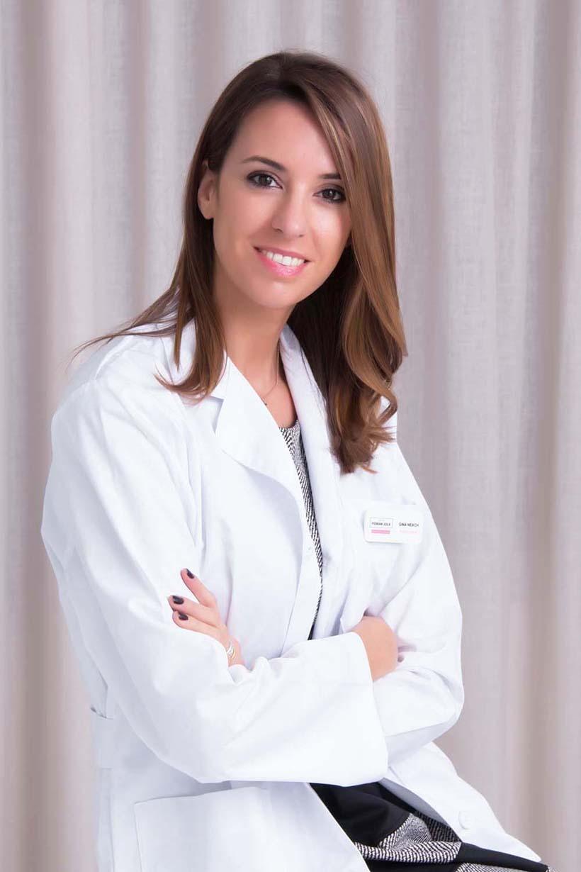 Georgina Neach, especialista en Dietètica i Nutrició a la Clínica Ferran Solà de Lleida. Creadora del programa Sherpa per aprimar-se amb suport psicològic.