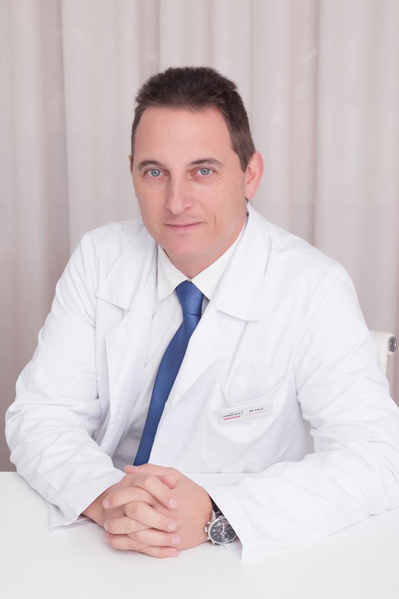 Dr. Pala Calvo, especialista en aparell digestiu i col·locació del baló gàstric